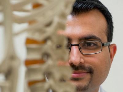Faizan Kabani, assistant professor, Caruth School of Dental Hygiene at Texas A&M College of Dentistry