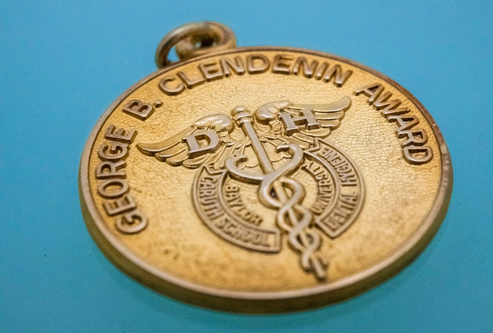 Clendenin Award