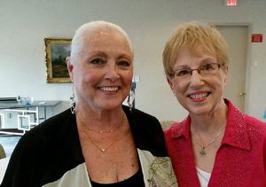 Kathleen O'Neil-Smith and Glenna Johns