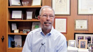 Dr. Lawrence Wolinsky, Dean, Texas A&M College of Dentistry