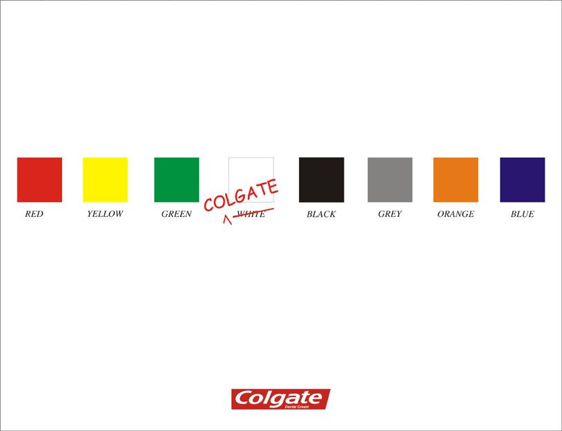 COLGATE 6