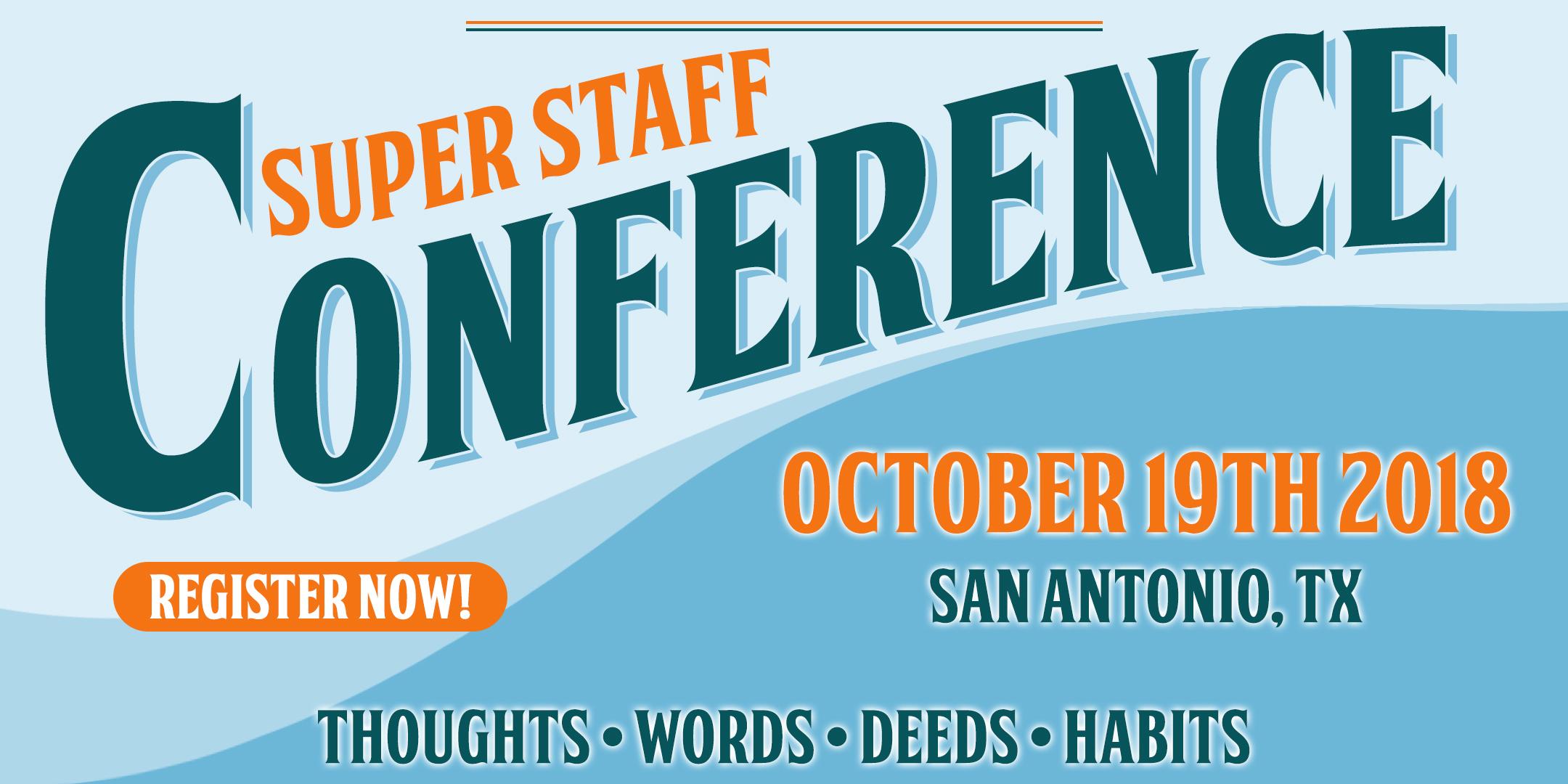 Super Staff Conference 2018 – Dentist Secure