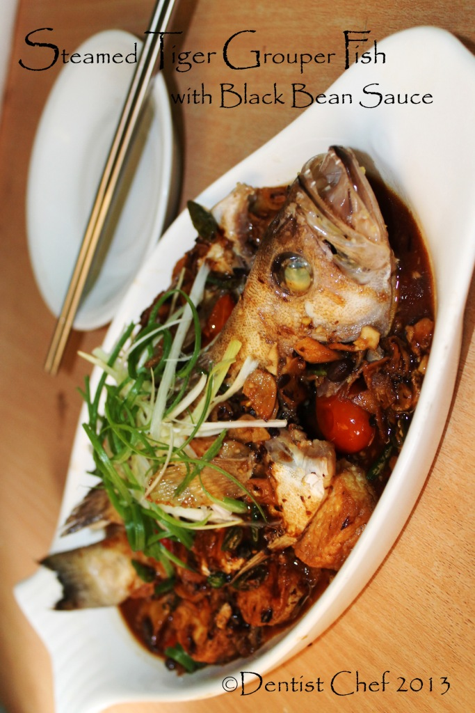 Tim Ikan Kerapu : kerapu, Resep, Kerapu, Restoran, DENTIST