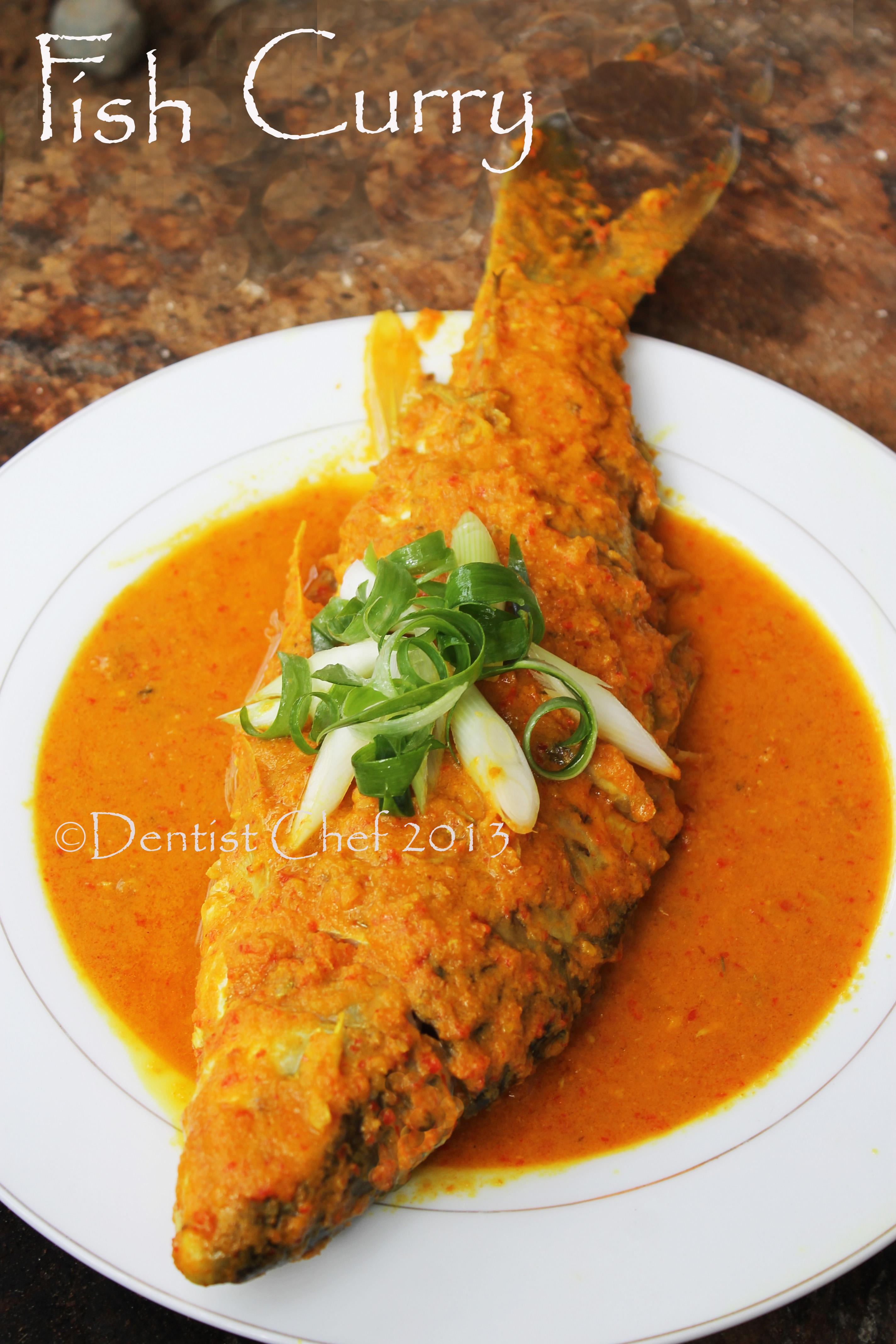 Resep Masakan Gulai Ikan Mas : resep, masakan, gulai, Masakan, Gulai, DENTIST