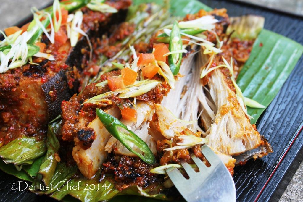 resepi ikan pari bakar sambal resep masakan khas Resepi Ikan Pari Bakar Melaka Enak dan Mudah