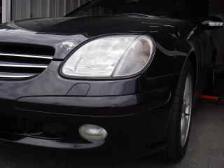 メルセデスベンツ SLK320