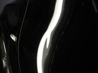 Lexus LS460 befor