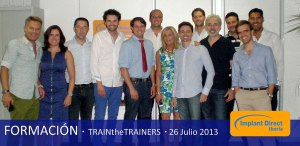 Curso Train the Trainers 2013