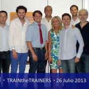 Curso Train the Trainers 2013