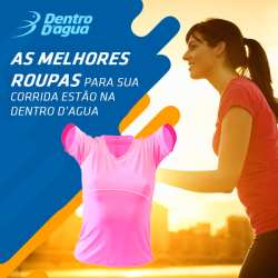 Roupas para corrida Curitiba