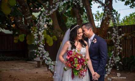 Casamento no campo: Sara e Rodolfo