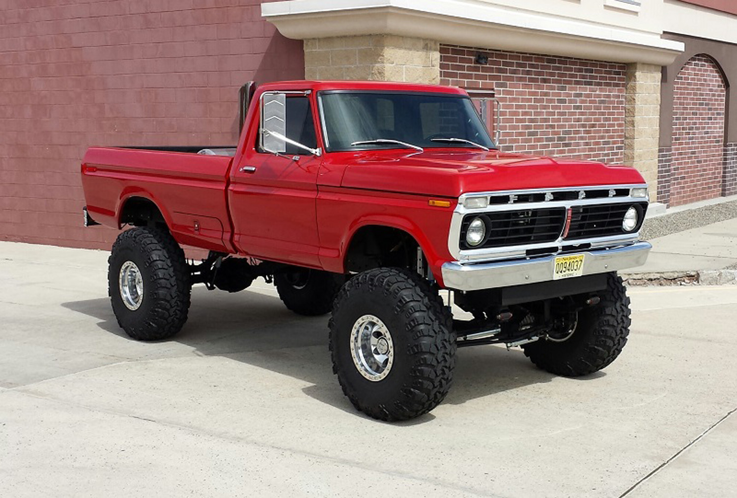 Readers Rides Post 1  Kennys 1973 Ford F250 73