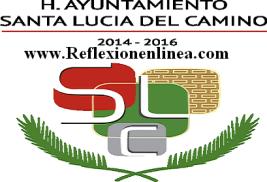 Logo Muni Santa Lucia logo