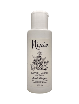Nixie Facial Wash Non Parfume 100ml