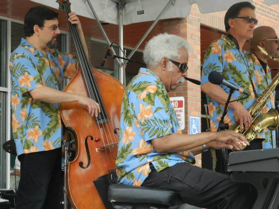 Purnell Steen and the Five Points Ambassadors