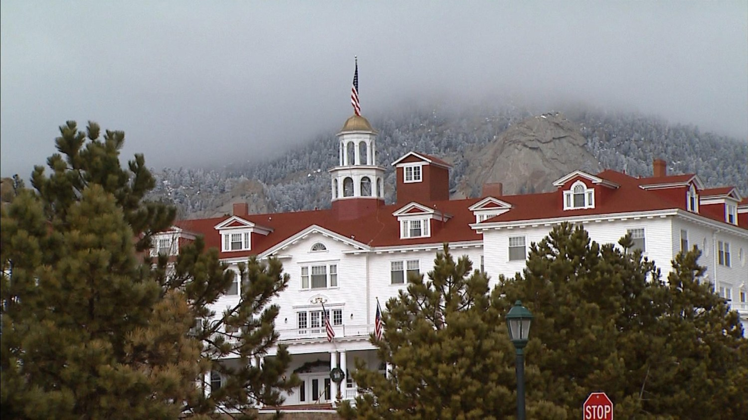 Film Center With Focus Horror Planned Stanley Hotel