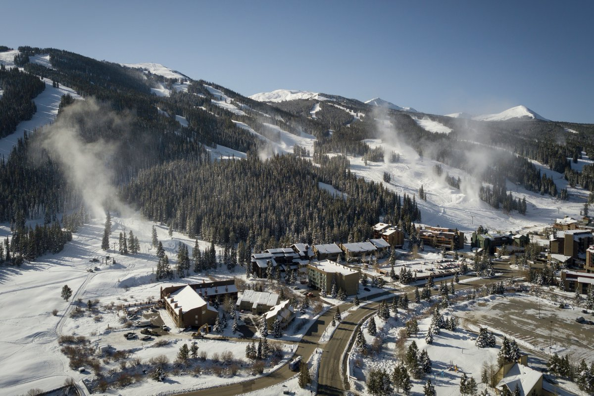 The ikon pass is your ski & snowboard pass with access to the most iconic mountains in the world, including copper mountain in colorado. Copper Mountain Parking Reservations Available Nov 9 Cbs Denver