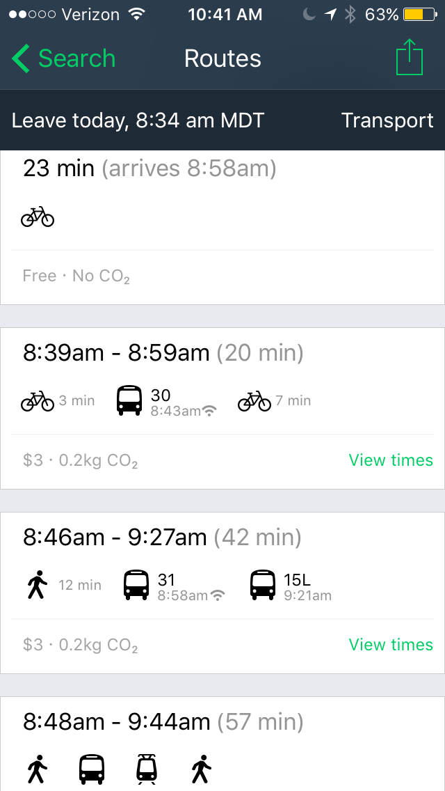 Looking For Real Time Rtd Bus Information Here Are Your Options