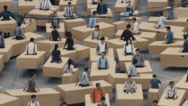 Excellent Uber Ad Distills the Problem With Uber in Crowded Cities