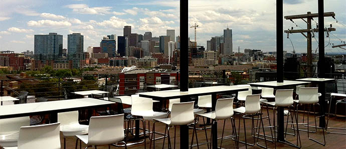 denver bars with outdoor seating