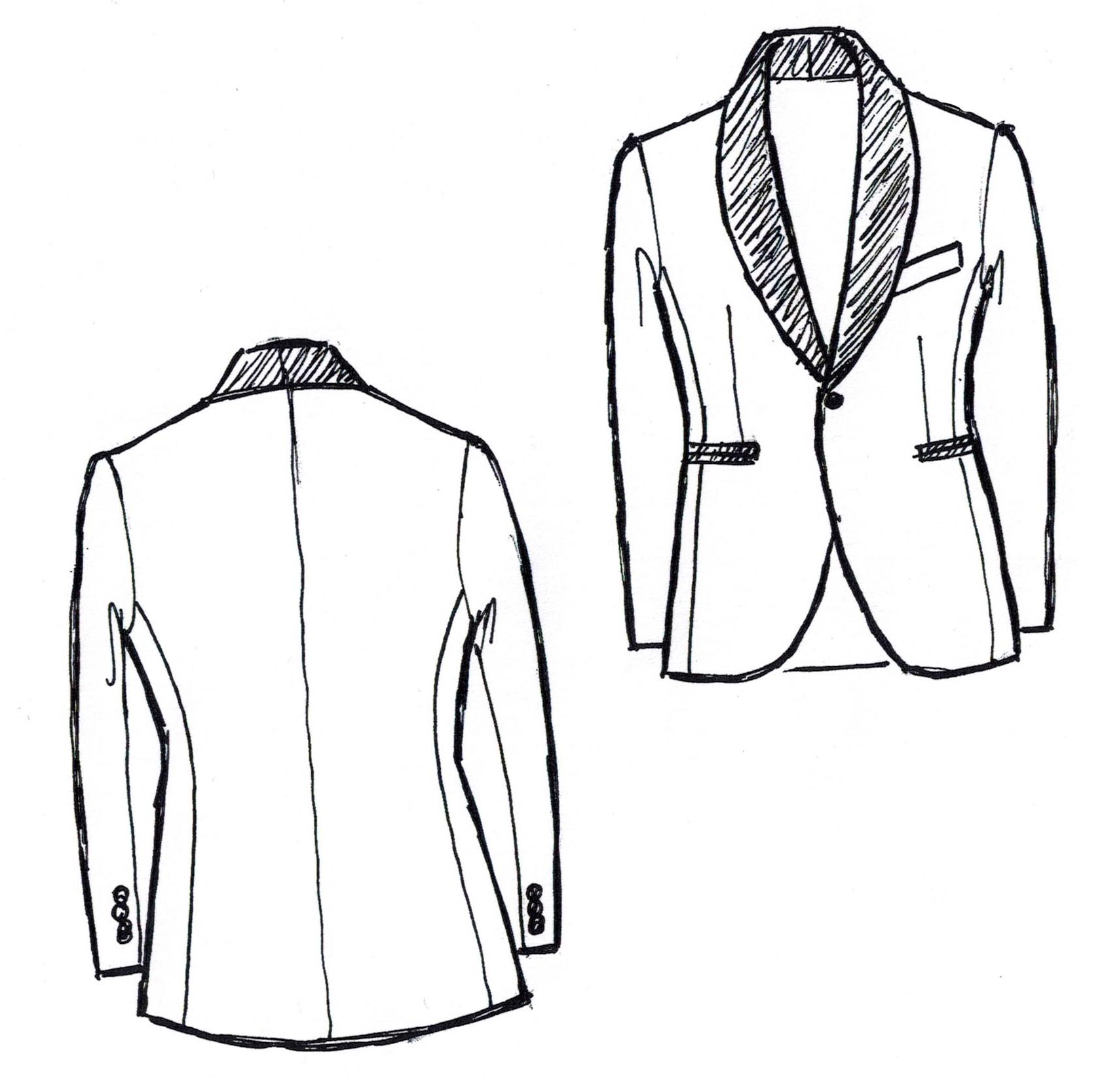 The Jacket Denver Bespoke Custom Tailored Suits