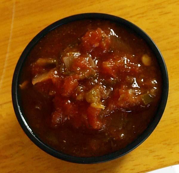 Chile Relleno Salsa