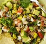 Avocado Jicama Salsa