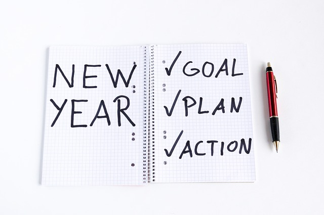 Set Intentions To Make Your New Year's Resolution Last