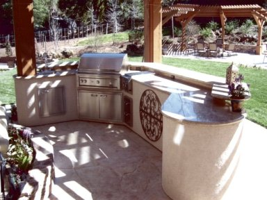 Denver Outdoor Custom Kitchen