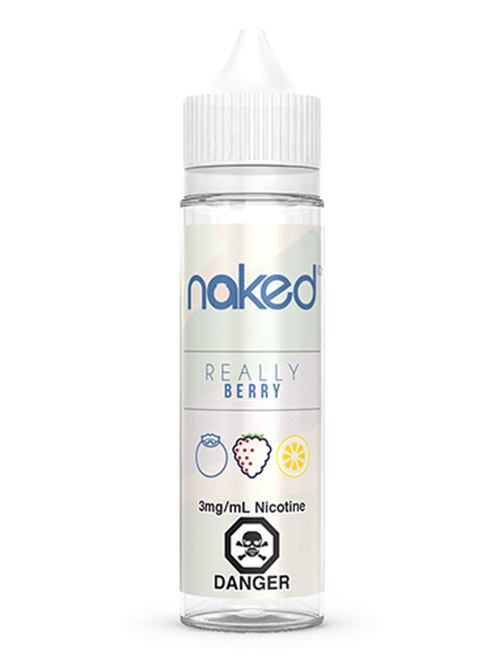 Same day Delivery | NAKED really Berry 60ml-Online vapestore