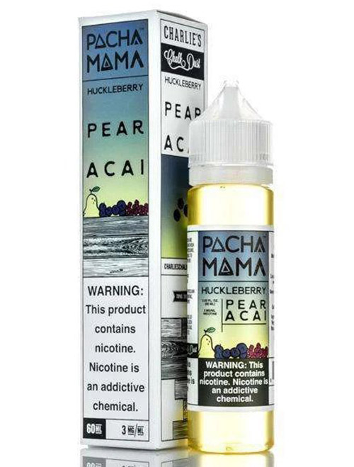 Same day Delivery | Pear Acai 60ml- Online vapestore