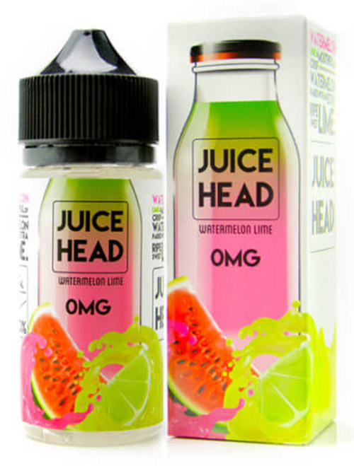 Sameday Delivery| Juice Head Watermelon Lime 100ml-online vapestore