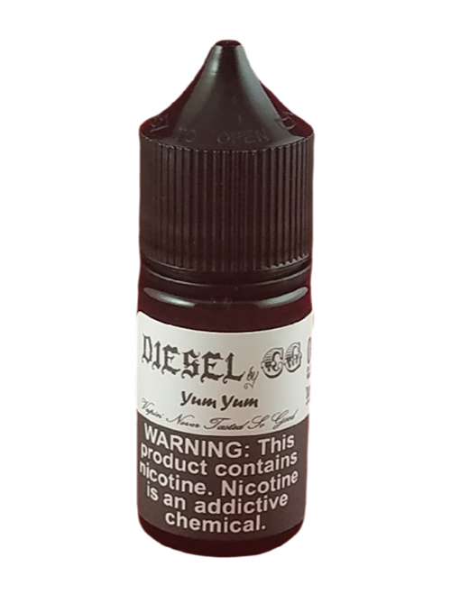Sameday Delivery |Diesel 30ml ejuice yum yum- Online vapestore