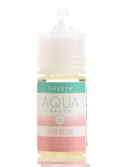 Same day Delivery | AQUA SOUR MELON 30ml Salt- Online vapestore