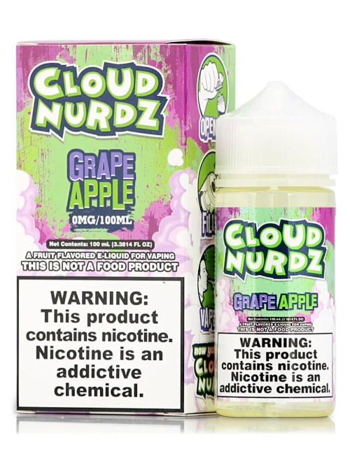Sameday Delivery | cloud nurds Grape apple 100ml