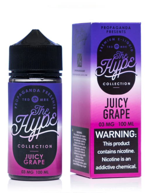 Same day Delivery | Juicy Grape 100mL - Online vapestore