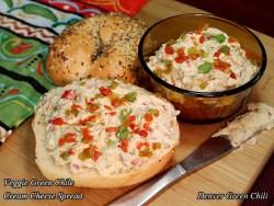 Veggie Cream Cheese Spread