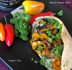 pepper pita