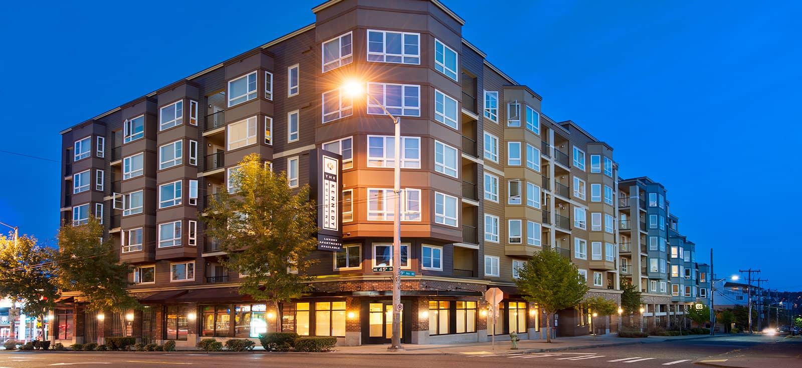 Apartment Mortgages in Denver