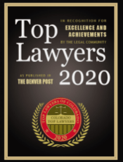 Denver Post Top Lawyers 2020
