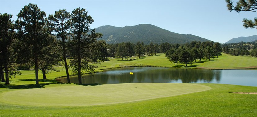Evergreen Co Hiwan Golf Course Homes For Sale