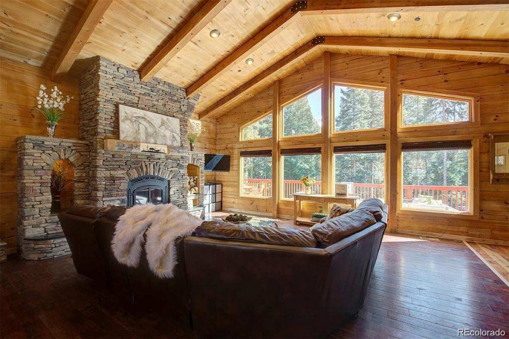 Conifer Colorado homes