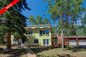 Conifer Mountain Home For Sale