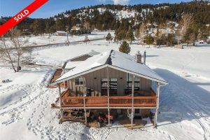 Evergreen Highland Home For Sale