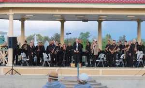 denver municipal band at city park