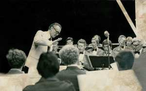 denver municipal band in the 50s