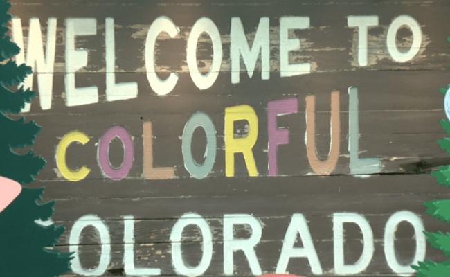 Happy Birthday Colorado The Centennial State Celebrates