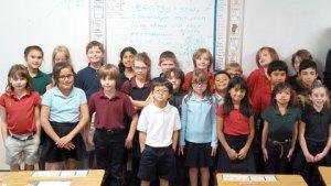 Junior Achivement - Elementary Students