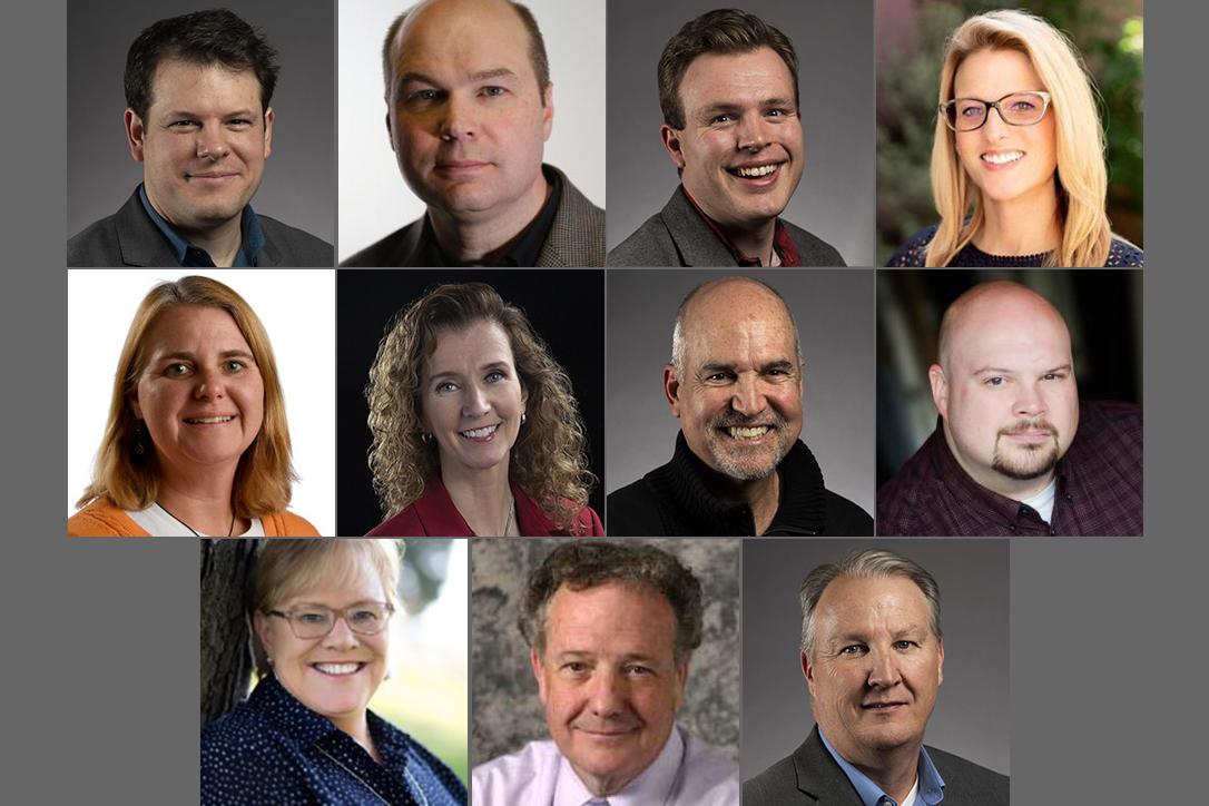 Denver Press Club Board of Directors 2020
