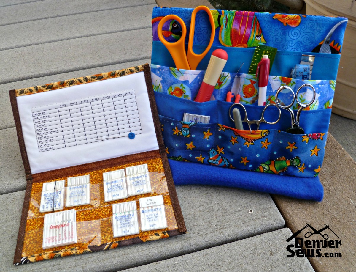 Gifts For Sewers Tooly And Bionic Needle Organizer